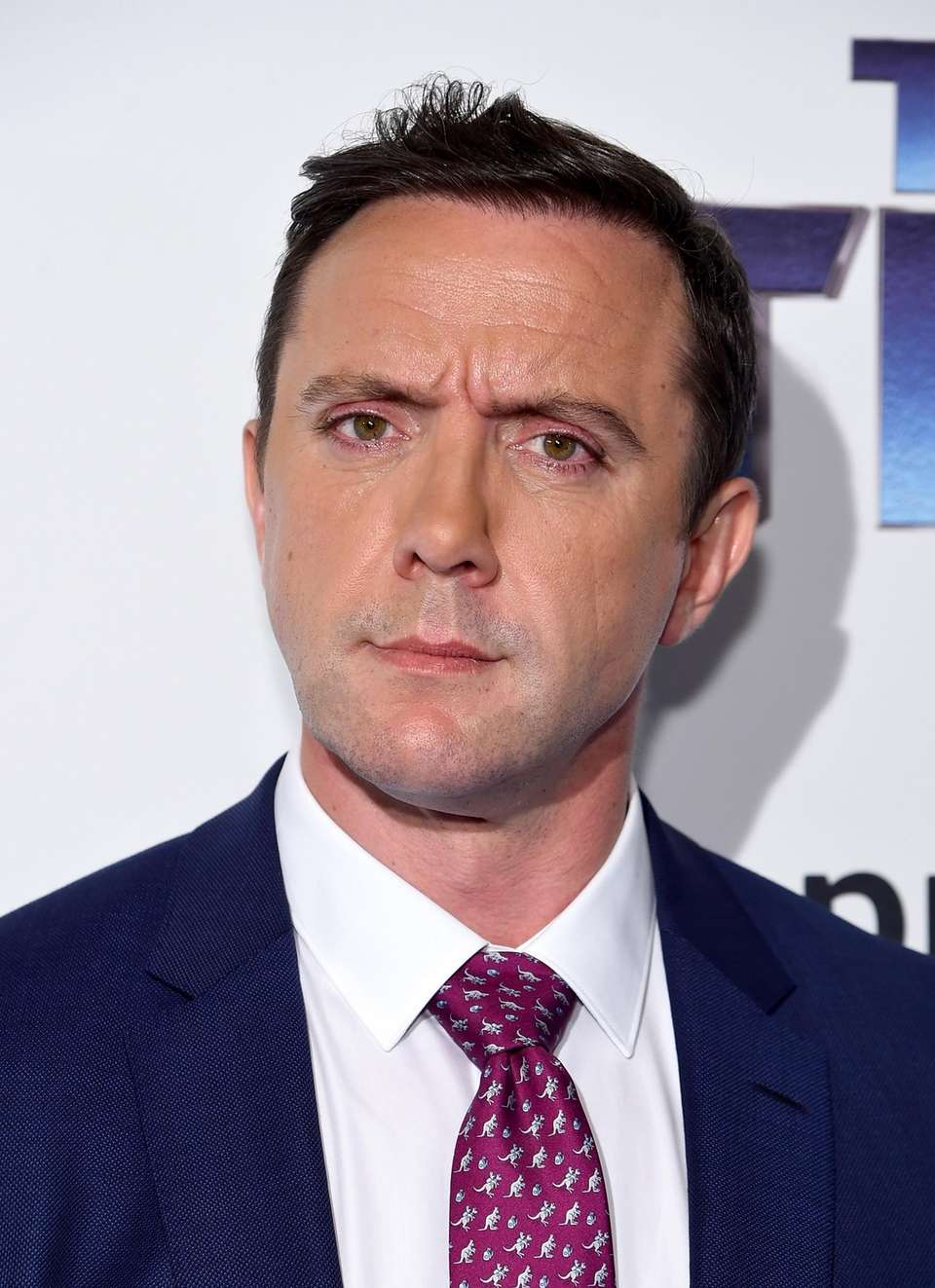 Peter Serafinowicz attends a premiere showing of the