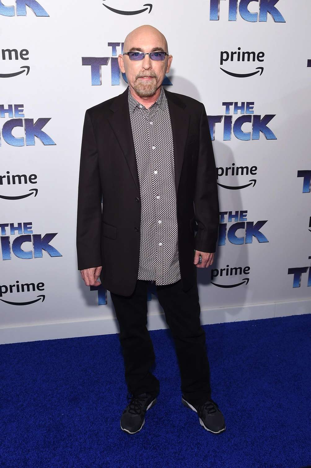Jackie Earle Haley attends a premiere showing of