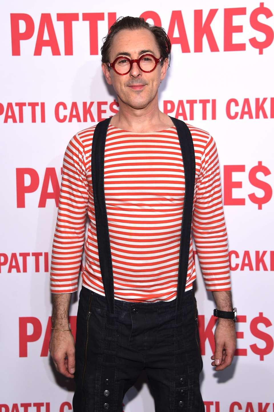 Alan Cumming attends the New York premiere of