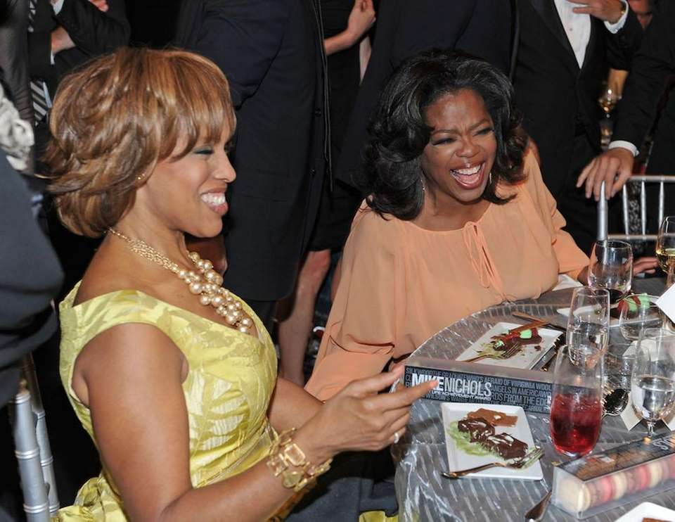Gayle King and Oprah Winfrey might have one
