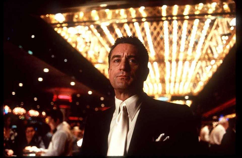 Robert De Niro in the 1995 crime drama
