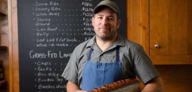 At 8 Hands Farm in Cutchogue, Newsday food