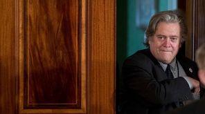President Donald Trump's White House senior adviser Steve