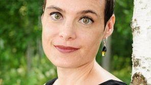 Inara Verzemnieks, author of