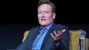Conan O'Brien will film a prime-time special in