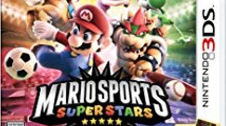 Mario Sports Superstars for Nintendo 3DS is easy