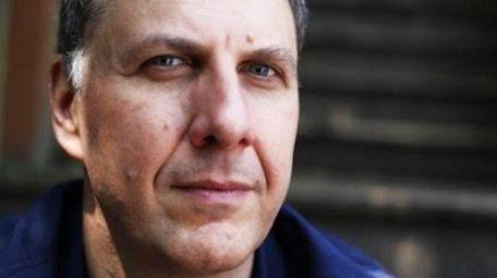 Matthew Zapruder, author of
