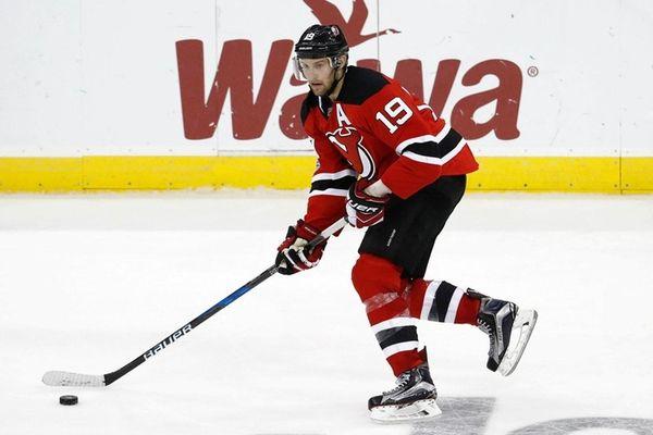 Devils' Zajac undergoes pectoral surgery