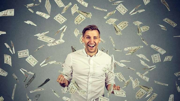 Money can accumulate -- up to $1 million