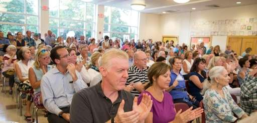 Residents question New York American Water Company about