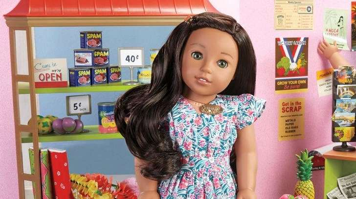 American Girl's newest BeForever character, Nanea, is a