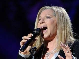 Barbra Streisand's May 4, 2017 show at the