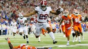 Minkah Fitzpatrick, here at last December's SEC