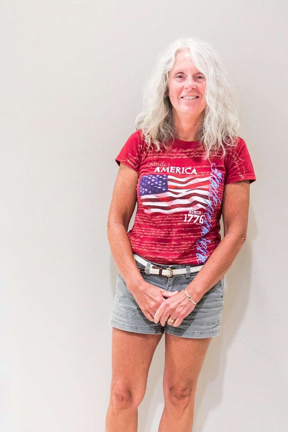 Teresa Rich,60 in October, of Southold, a Science