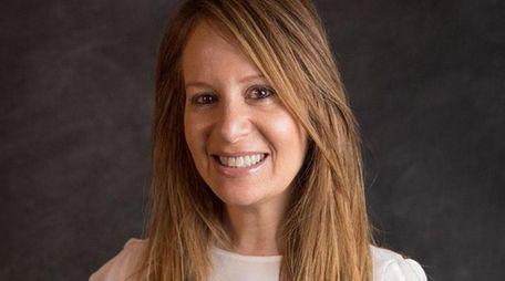 Marci Waterman of East Hampton has been promoted