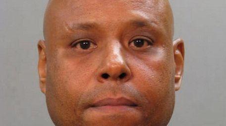 Kip T. Hodge, 50, of Georgia, was arrested