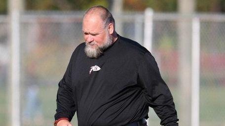Mark Wojciechowski, then head coach of the Sachem
