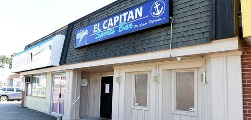 El Capitan Sports Bar on Medford Avenue in