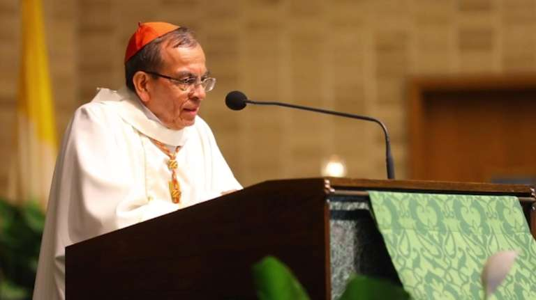 El Salvador's first Cardinal José Gregorio Rosa Chávez
