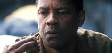 Denzel Washington, seen here in the movie
