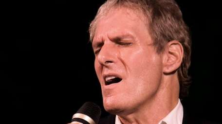 Michael Bolton performs at