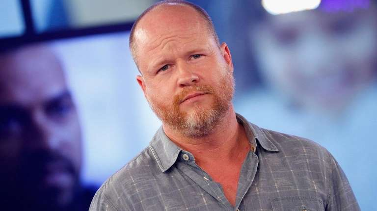 Joss Whedon, creator of TV series