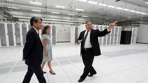 NY Power Authority CEO Gil Quiniones and New