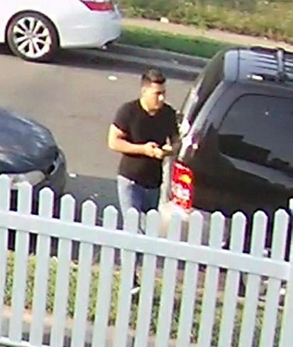 Nassau County police sought help finding this man,