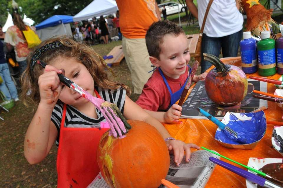 The Long Island Fall Festival at Heckscher Park