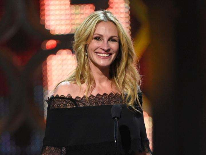 Though Julia Roberts tends to be picky about