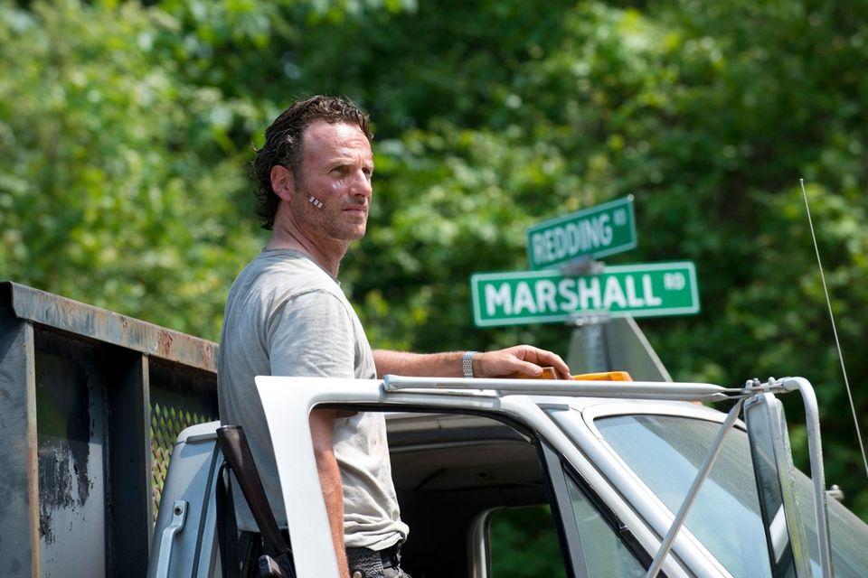 AMC's post-apocalyptic drama,