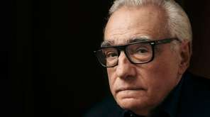 Producer and director Martin Scorsese on Dec. 9,