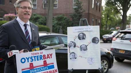 Marc Herman, candidate for Town of Oyster Bay