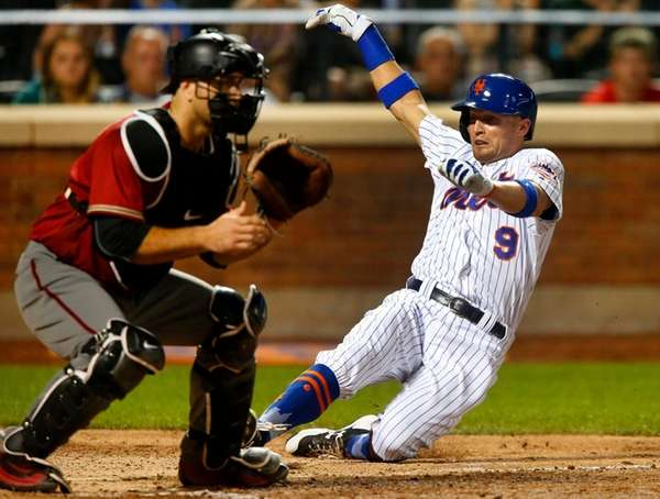 Mets fall to D-Backs, make it 3 straight losses