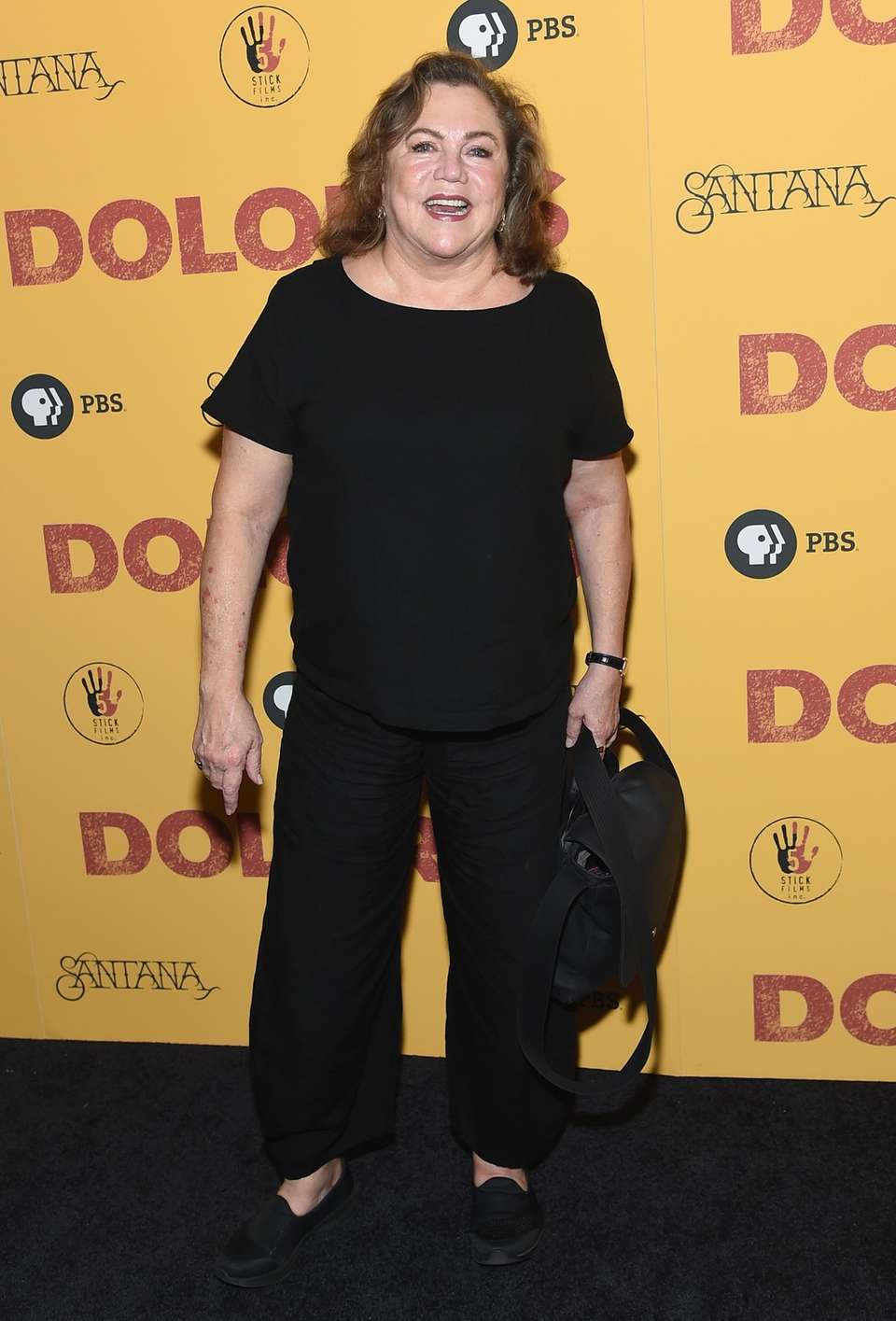 Kathleen Turner attends the New York premiere of