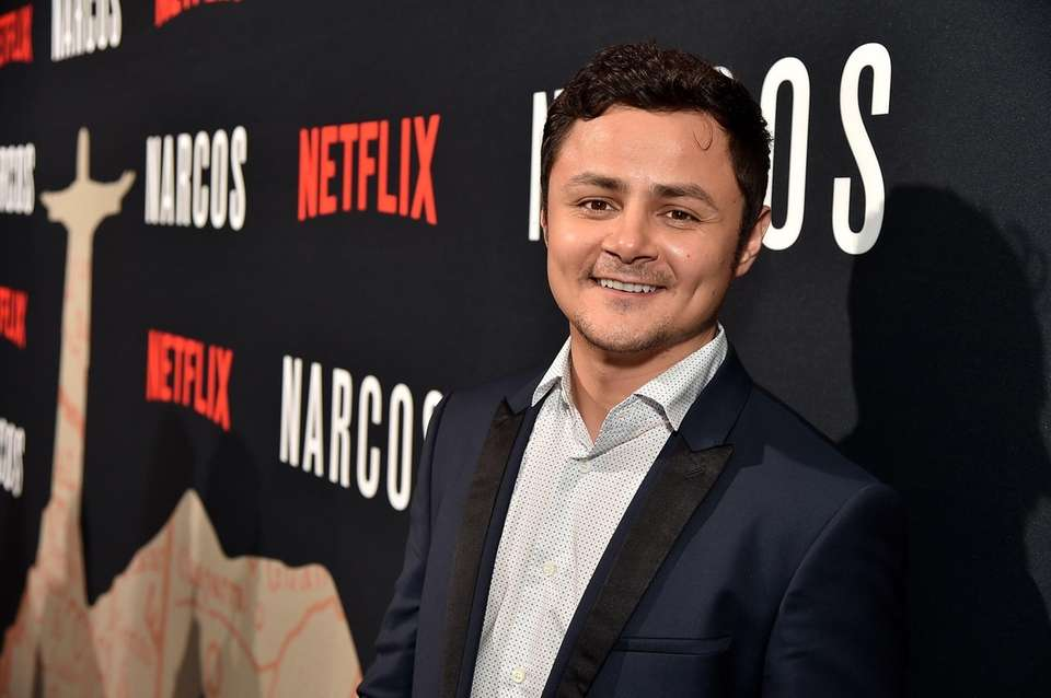 Arturo Castro attends a screening of the Neflix