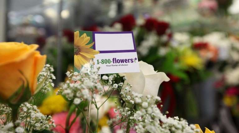 1-800-Flowers, based in Carle Place, reported revenue growth