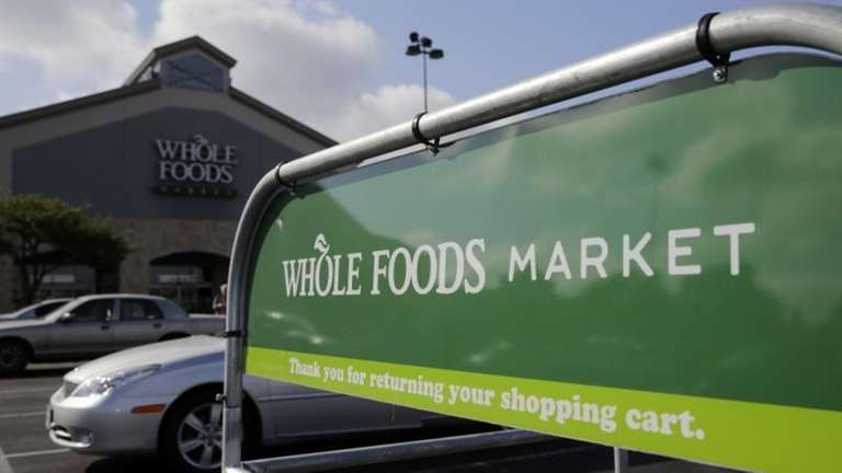 This photo shows a Whole Foods Market in