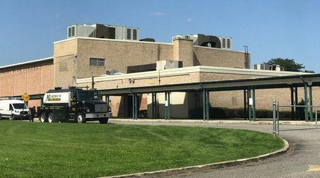 Westbury High School, shown Thursday, Aug. 24, 2017,