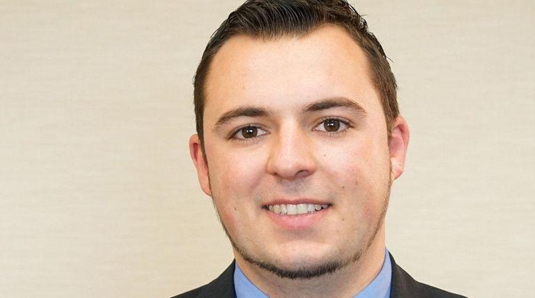 Jonathan Beekman of Ridge has been promoted to