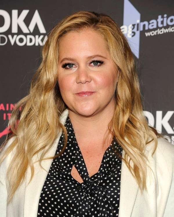 Amy Schumer at the premiere of