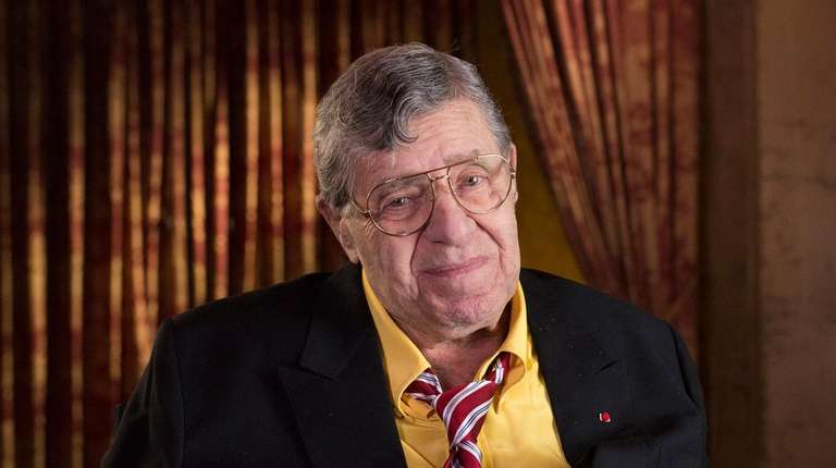 Catch the work of the late Jerry Lewis