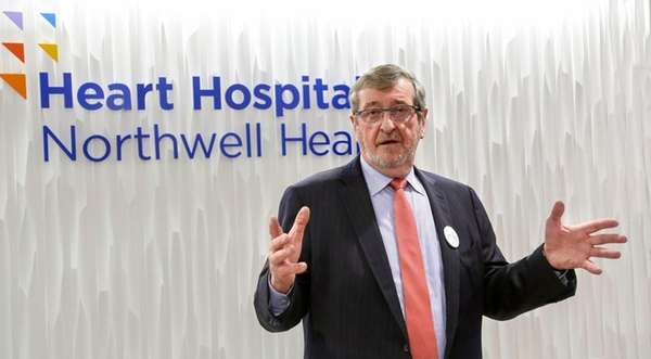 Michael Dowling, president and chief executive of Northwell
