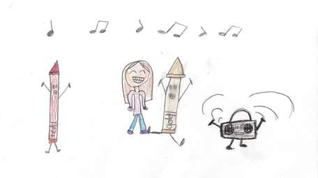 Find out how crayons are made and create