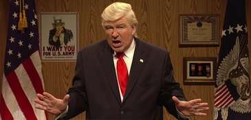 You can expect to see Alec Baldwin appear