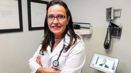 Dr. Jackie Orfanos, a primary care doctor in