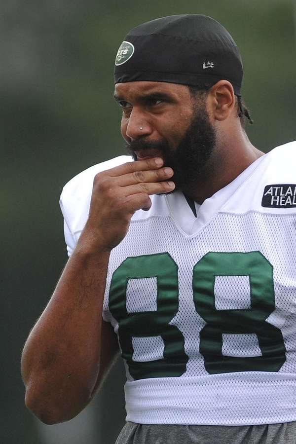 Austin Seferian-Jenkins  has looked good in OTAs and