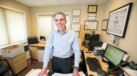 Dr. Eric C. Last is a primary-care physician