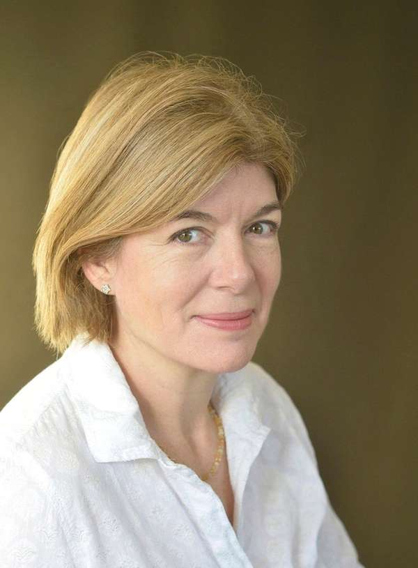 Claire Messud, author of