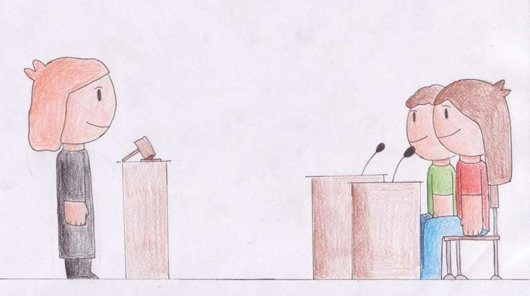 Want to be a lawyer? A mock trial